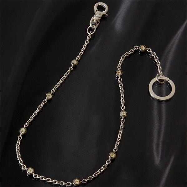 Viburnum Strap / Wallet Chain